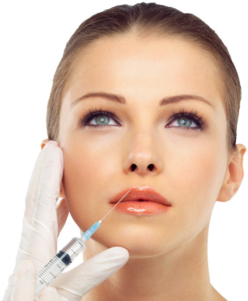 Botox facial treatment